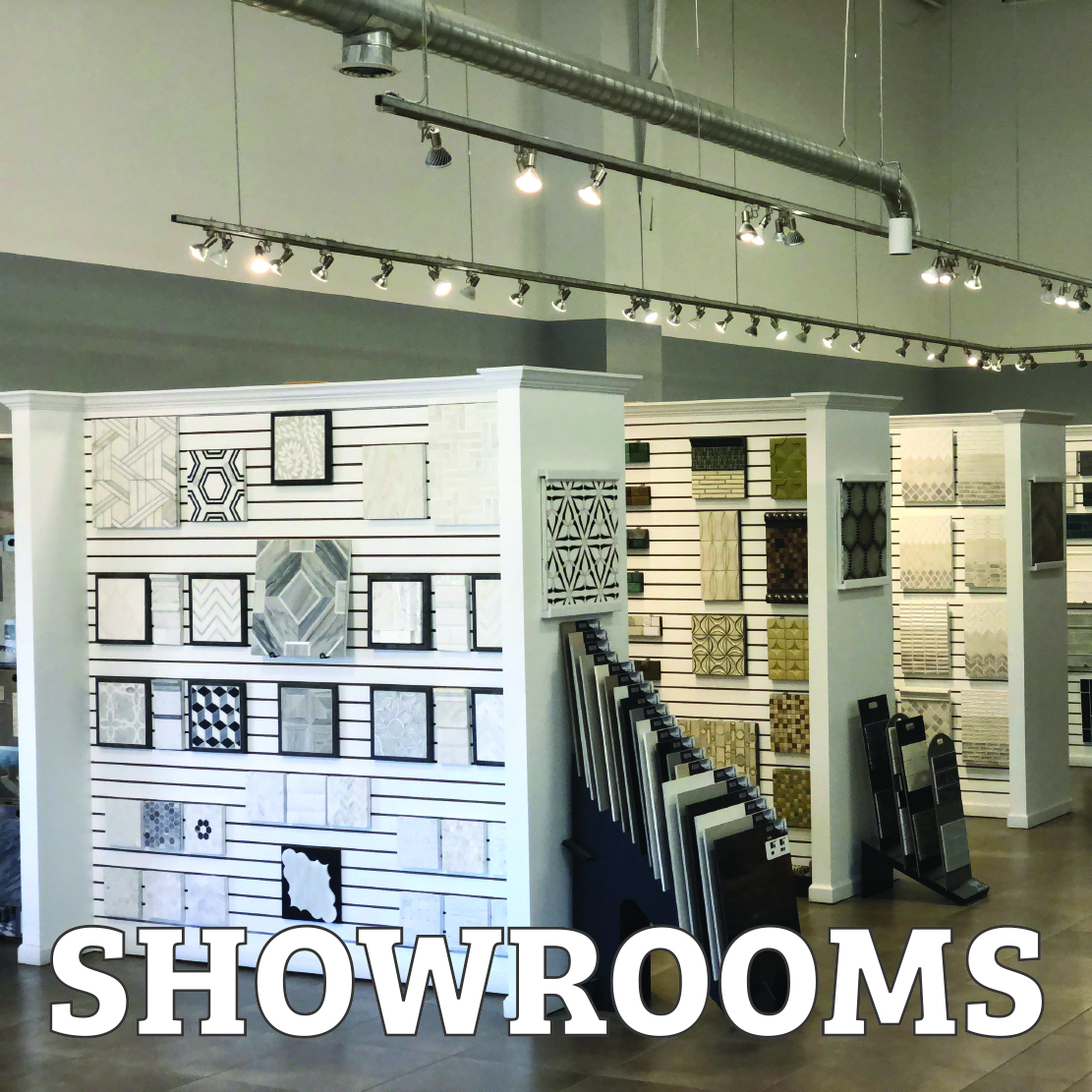 Tile Market Showrooms