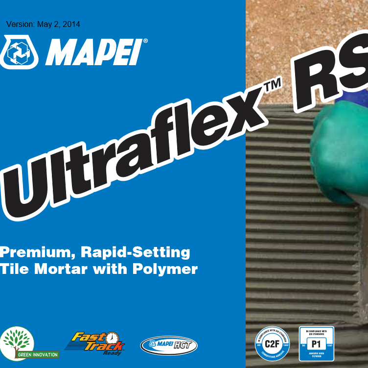 Mapei Ultraflex Rapid Set