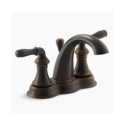 Oil Rubbed Bronze K-393-N4-2BZ