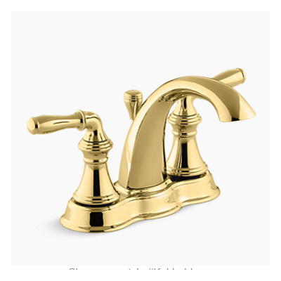 Polished Brass K-393-N4-PB