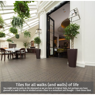 Tiles for all Walks