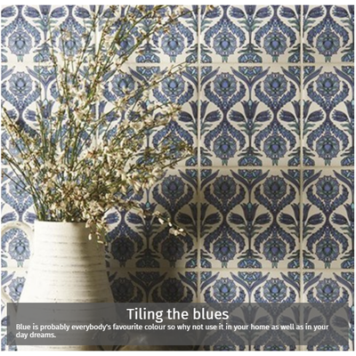 Tiling Blues