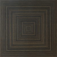 Urban Coast Tile Balance 24x24 Black