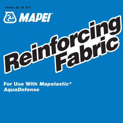 Reinforcing Fabric